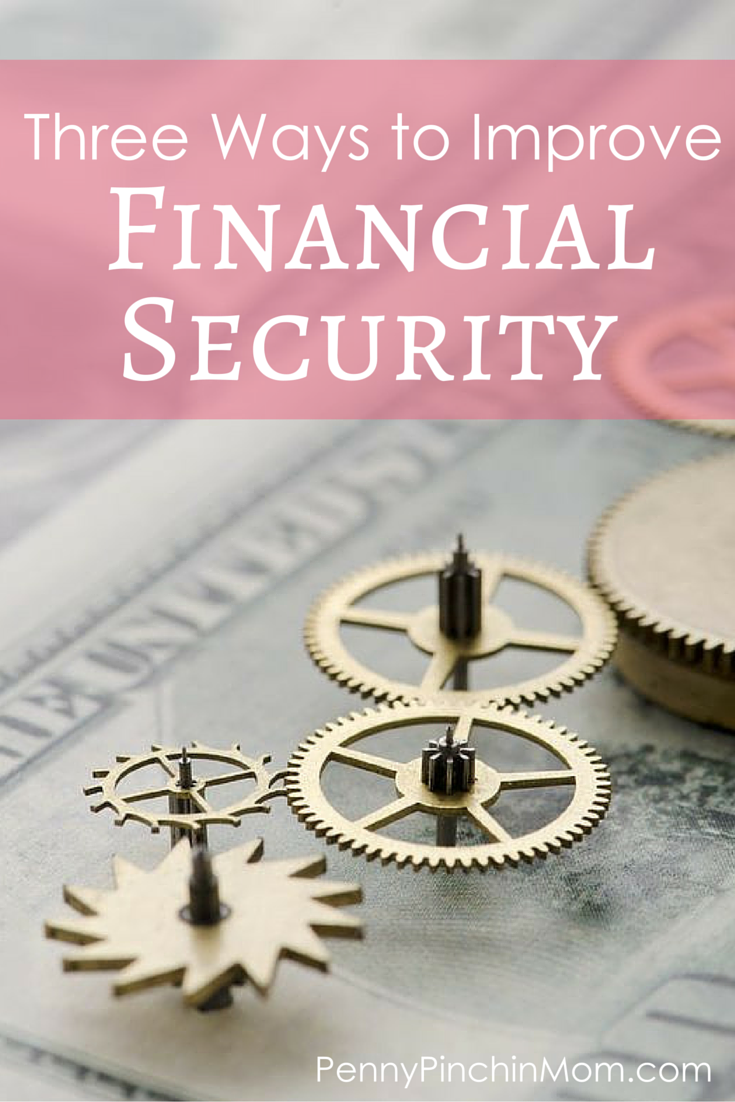 Financial stability is the most important aspect needed in overall financial health. We have the THREE THINGS you must do now to help improve your own Financial Stability.