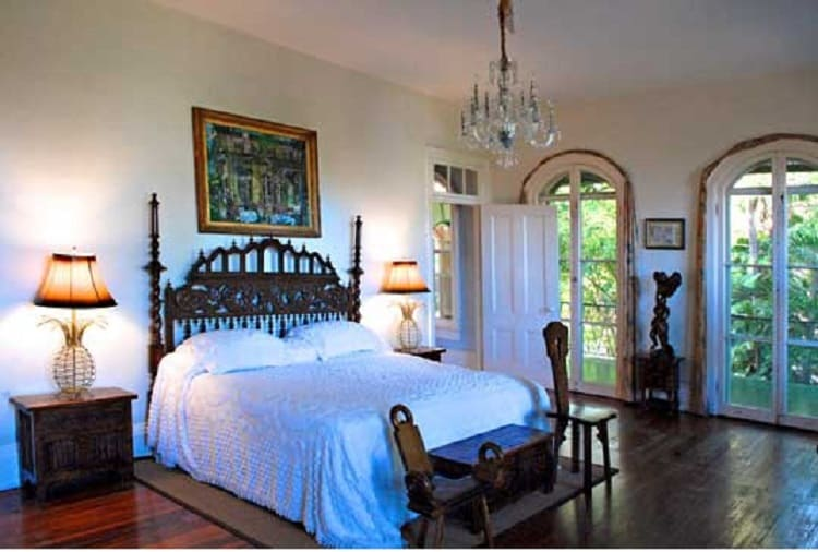 inside ernest hemingway's house in key west, florida